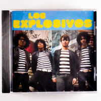 EXPLOSIVOS LOS    - ST(Mexico garage rock & ROLL 60s style) CD