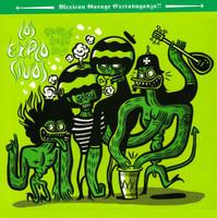 EXPLOSIVOS, LOS - SONIDOS ROCANROL!!!( Mexican garage rock)CD