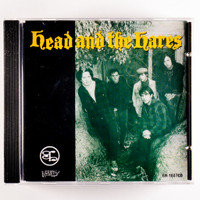 HEAD & THE HARES  - ST(Roman fuzz-punks mid 60s style W BYRDS cover ) CD