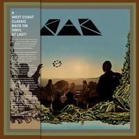 KAK  - ST (rare 1968 Calif. psych!)   LP