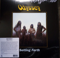 ODYSSEY   - SETTING FORTH (60s psych)  LP