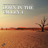 DOWN IN THE VALLEY  -Vol  4- A heavy dose of Garage Rock & Psych-Funk tracks  COMP LP