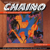 CHAINO   - JUNGLE ROCK  (50s  African percussion genius ) LP