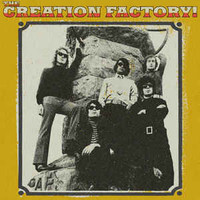 CREATION FACTORY   -ST (authentic psychedelic rock n' roll)  CD