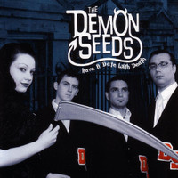 DEMON SEEDS   -Date with Death (Garage surf Cramps style) CD