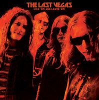 LAST VEGAS  - LICK EM AND LEAVE EM (Motorhead, ZZ Top, AC/DC,early Aerosmith. style)-  CD