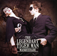LEGENDARY TIGER MAN  -MASQUERADE (suave Cramps-y style)   CD