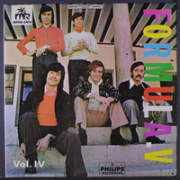 FORMULA V  - Vol IV - 1973 pressing (Spanish pop Beatles/Monkees style LP
