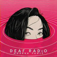 DEAF RADIO - MODERN PANIC(heavy Greek psych) CD