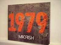 MADFISH   - 1979  DOUBLE CD