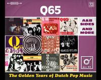Q65   -THE GOLDEN YEARS OF DUTCH POP MUSIC- Classic '60s garage-r'n'b  DOUBLE CD