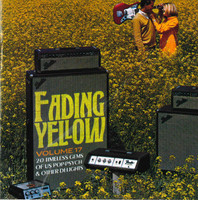 FADING YELLOW - VOL.17  The Better Side (20 Timeless Gems Of US Pop-Psych & Other Delights)   COMP CD