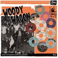 WOODY WAGON   -VOL. 3- ONLY DANCEFLOOR KILLERS!(50s and 60s rock and roll rarities) COMP LP