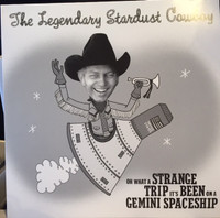 LEGENDARY STARDUST COWBOY -OH WHAT A STRANGE TRIP IT'S BEEN(Orig 60s psychobilly)..  LP