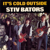 BATORS, STIV  #1 -  It's Cold Outside BOMP VERSION w PIC SLV  -45 RPM
