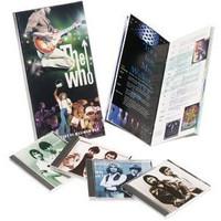 WHO- Thirty Years of Maximum R&B  -4 CD  BOX