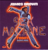 BROWN, JAMES- Sex Machine  -CD