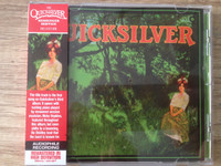 QUICKSILVER MESSENGER SERVICE   - Shady Grove-  WITH OBI   CD
