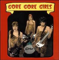 GORE GORE GIRLS -Strange Girls  (Detroit all girl R&R!) CD