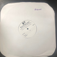FUSION  -Top Soul- WITH INSERTS  LION TEST PRESSING   LP