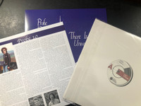 PROBE 10   -There Is A Universe - (Acid ARchives fave , 1975 Pink Floyd style)with jackets & inserts   LION TEST PRESSING   LP