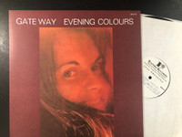 VANAY, LAURENCE - Evening Colour - w. jackets & inserts LION TEST PRESSING   LP