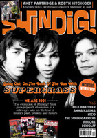 SHINDIG!  -#100-SUPERGRASS   BOOKS & MAGS