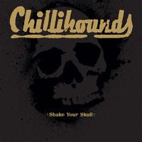 CHILLIHOUNDS  - SHAKE YOUR SKULL (Swedish glam blues  70s style oddity)  CD
