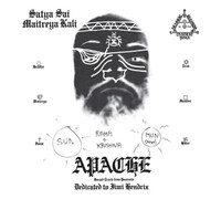 SMITH, CRAIG   - (MAITREYA KALI) APACHE-INCA (1969 psych weirdness)  CD