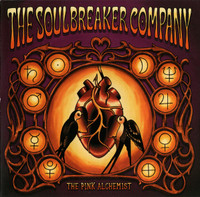 SOULBREAKER COMPANY  -THE PINK ALCHEMIST(Led Zep/Grand Funk style) CD