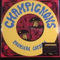 CHAMPIGNONS  - PREMIERE CAPSULE(1972 trippy prog psych)  LP