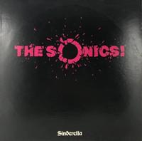 SONICS- SINDERELLA   -ORIGINAL 1980 PRESSING BOMP 4011  -  LP