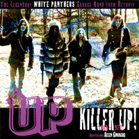 "UP   - Killer Up!  10"" ORIG PRESSING-  SEALED   LP"