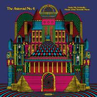 ASTEROID 4  -Under My Umbrella (stellar psych pop)  45 RPM