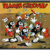 FLAMIN' GROOVIES  -SUPERSNAZZ (1969 debut)CD