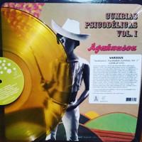 AYAHUASCA  -Psychedelic Cumbias, Vol. 1(Rare 60s Peruvian psych/cumbia)  COMP LP