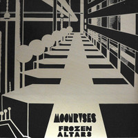 MOONRISES    -Frozen Altars(avant psych)  LP