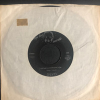 DEVO(I Can't Get Me No) Satisfaction   - 1977 PRESSING-   45 RPM