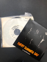 LAST   - Every Summer Day- ORIG 1979 TEST PRESSING WITH -PIC SLV  ONE ONLY!  45 RPM