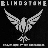 BLINDSTONE   -DELIVERANCE AT THE CROSSROADS (Danish power trip killer heavy guitar Hendrix style!)  CD