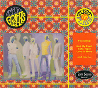 GRAINS  -Just Our Flame (Back From The Grave, Pebbles style!)  CD