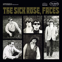 SICK ROSE  -FACES (DOM MARIANI of DATURA4)  CD