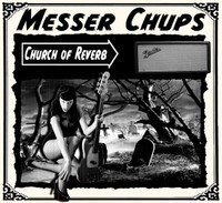 MESSER CHUPS   -CHURCH OF REVERB (surf/rockabilly)  LP