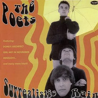 POETS (ITALY) SURREALISTIC RAIN(60s pop style) SALE!LP