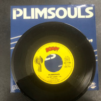 PLIMSOULS   - A million miles Away- Rare FRENCH PRESSING 1982- 45 RPM