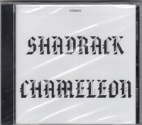 SHADRACK CHAMELEON  -  S/T  ( Iowa early 70s psych )CD
