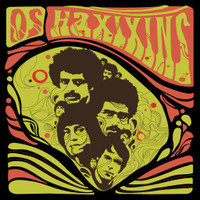 OS HAXIXINS  - S/T (garage punk Portuguese psych ) CD