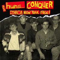 HUNS(NY ) CONQUER ITHACA-1966 garage-  CD