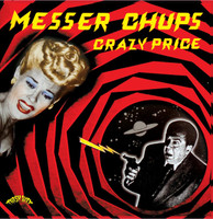 MESSER CHUPS   -Crazy Price(surf/rockabilly)  LP
