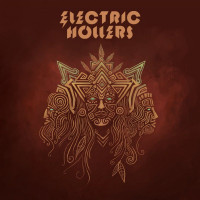 ELECTRIC HOLLERS   - St (Psych blues rock  sensation from Holland)-  CD